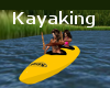 Kayaking with my Baby