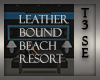 T3 LeatherBnd BeachResor