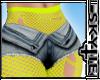 Shorts Yellow Net (RLL