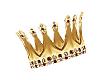 {LDs}Crown QueenDia/Ruby