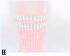 !EEe Pink Socks