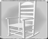 *C* Rocking Chair-Offwht