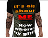 All About ME Shirt (M)
