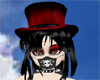 Vampiress Tophat