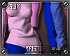 -K- Pull Jeans 1.1 K S