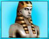 Egypt Sun Statue