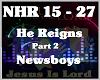 He Reigns-Newsboys 2/2