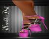 {MD}Pink_Blk Heels
