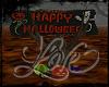 "JA"" Pumpink Halloween"