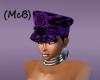 (McB) Casual Purple Hat