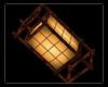 Bronze Geisha- Lantern 2