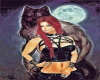 *LL* Moon Wolf Lady