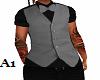 Stem Trendy Vest Grey
