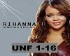 """Rihanna """"Unfaithful"""""""