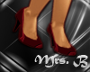 Whos That Lady Pumps Red