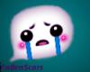 Purple Crying MoodBubble