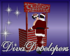 Diva Kissing Booth