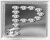 ~2T~ P  Letter Diamond