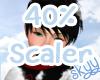 ❤ 40% Kids Scaler