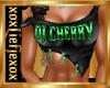 [L] DJ CHERRY top green