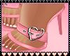 Tansy Pink Heels