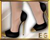 EG-Shoes Black gold