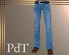 PdT Lt Blue Slim Jeans M