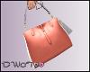 D- Fall Peachy Bag