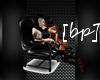[bp] Gothic Kiss Chair