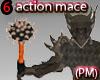 (PM) Action Mace M/f