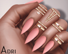 ~A: Pink Nails