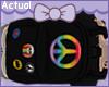 ☯: Peace Backpack