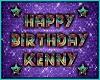 KENNY bday balloons