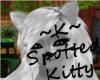 ~K~ SilverPantherEars