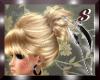 a Shanley Blonde Updo