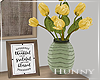 H. Table Decor Flowers