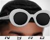 Clout Goggles | White