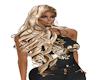 blonde sexy long hair