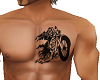 Tattoo Reaper Bike