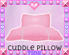 Pink | Cuddle Pillow