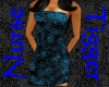 NT- Blue and Black Dress