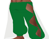 ALADIN GREEN PANTS