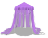 Purple Kids Canopy