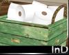 IN} SC TP Vtg Wood Box