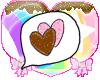 .R. Tasty Hearts Bubble