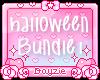 Halloween Bundle 1!