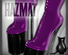 [CS] Hazmat Purple Boots