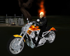 GHOSTRIDER HARLEY BIKE
