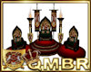 QMBR TBRD Multi Thrones