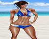 Veti Blue Bikini